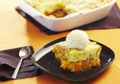 Pudding au potiron et glace vanille   Croquons La Vie - Nestlé