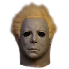 Halloween II Ben Tramer Mask