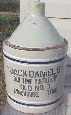 JACK DANIEL'S OLD TIME DISTILLERY