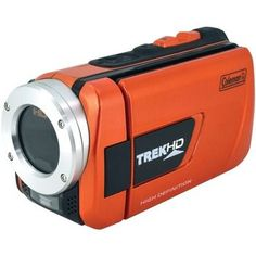 Coleman 16.0 Megapixel 1080p Trekhd Waterproof Digital Video Camera