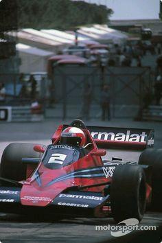 John Watson, Brabham BT46 Alfa Romeo, Monaco, 1978.