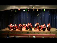 """Feliz Navidad te deseo cantando"" - 4º B (Actuación de Navidad, diciembre 2013) - YouTube Christmas Music, Musicals, Youtube, Songs, Madrid, Disney Channel, San Juan, Merry Christmas Song, Noel"