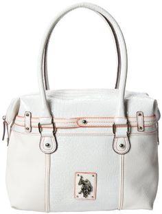 U.S. Polo Assn. Radiant Satchel Top Handle Bag 8a4b35457b464