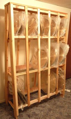 Very cool cymbal storage solution