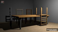 3 D, Illustrator, Conference Room, Table, Furniture, Home Decor, Decoration Home, Meeting Rooms, Tables