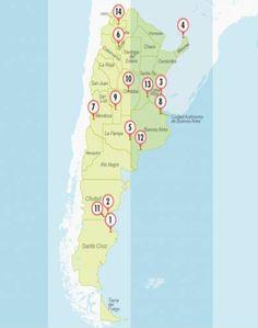 Zonas libres de impuestos en Latinoamérica (LATAM): Argentina.