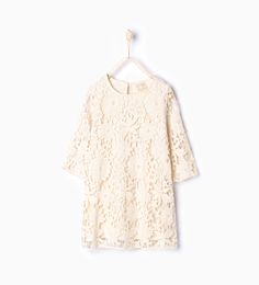 Crochet dress-Dresses and overalls-Girl-COLLECTION AW15 | ZARA United States