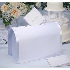 Mail Box as Card Box