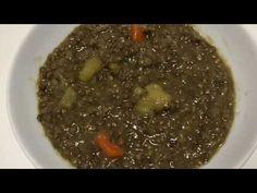 ¡Las mejores lentejas en Monsieur Cuisine Connect! - YouTube Chorizo, Oatmeal, Connection, Make It Yourself, Vegetables, Breakfast, Food, Silver, New Recipes