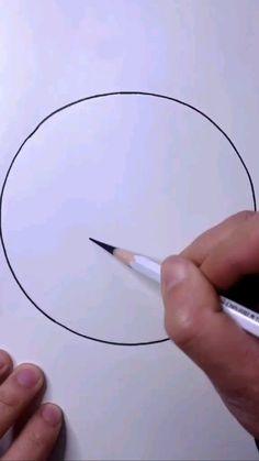 Art Drawings Beautiful, Art Drawings Sketches Simple, Pencil Art Drawings, Art Tutorials, Drawing Tutorials, Art Painting Gallery, Diy Canvas Art, Beauty Art, Cute Art