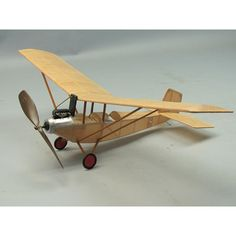 Air Camper - Balsa Wood Model Airplane Kits!!!