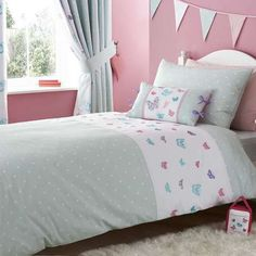 Kids Love to Shop Duvet Cover Set