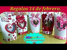 DIY / February 14 ChocoGift to sell. - Sites new Canal E, Ideas Para, Youtube, Diy, Make It Yourself, Gifts, February 14, Dollar Tree, Things To Sell