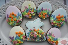 Easter Cookie Set - Maybe a Cookie - 1