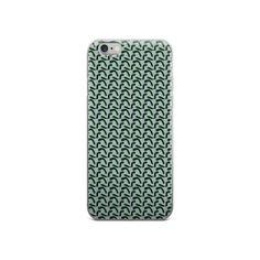 Green Luv U iPhone case