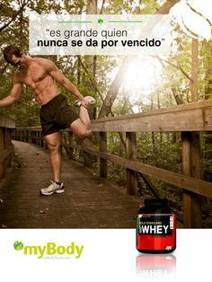 Maximiza resultados y haz que el esfuerzo valga la pena con Whey Gold: http://mybodystores.com/content/61-moldea-tu-cuerpo