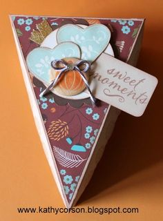 Family is Forever - August 2014 SOTM - Kathy's Kreative Korner: Stamp of the Month Blog Hop