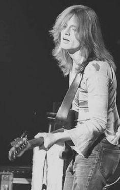John Paul Jones June 15, 1972, Nassau Veterans Memorial Coliseum,Uniondale, New York