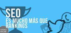 Algunas veces, en cuanto a las tendencias de posicionamiento SEO Barcelona, los profesionales se obsesionan por los rankings olvidando que la esencia del SEO es claramente marketing.    #posicionamiento #seo #marketingonline Seo On Page, Barcelona, Marketing, Forget, Trends, Barcelona Spain