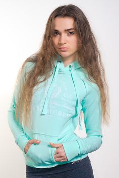 Shop Joshua Perets for Teens, Girls and Ladies Clothing Style. Get a Casual and Urban look with Joshua Perets' trending fashion tops, bottoms and accessories. Girl Outfits, Fashion Outfits, Fashion Trends, Urban Looks, Daily Activities, Baby Blue, Color Mixing, Lounge Wear, Hooded Jacket