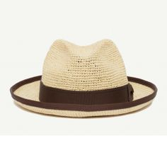 Player's Club Straw Fedora Hat | Goorin Bros. Hat Shop
