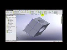 #SolidWorks 2014-2015 tutorial for beginners