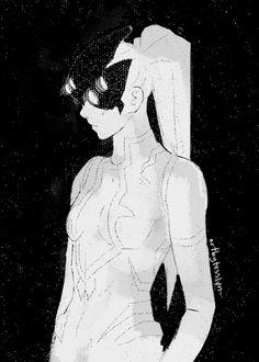 ART BY TESSLYN: Widowmaker