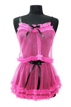 #Vita Can Can #Lingerie 2013 Collection  www.alejandravitatienda.com  bridal . lingerie  novias . lencería  Vita #Lenceria Can Can Colección 2013 #ruffles #pink