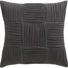 Pillow, love the texture