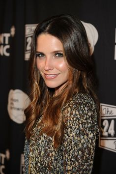 Sophia Bush is an amazing woman, activist and strong voice for so many things that I believe in.