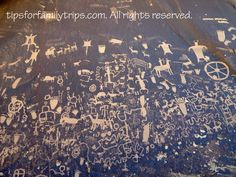 If you're planning a trip to Moab, Utah, consider a side trip to Newspaper Rock. Here is what you need to know about visiting this ancient petroglyph panel.