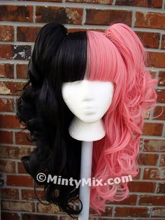 Cute wig!
