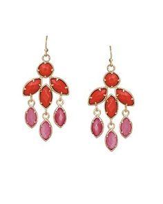 Azura Boutique - Kendra Scott Tierney Earrings in Flare, $85.00 (http://www.shopazura.com/tierney-earrings-in-flare/)