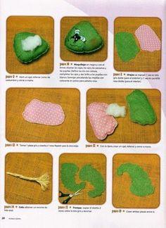 Bom de Fazer: Elefante em tecido Kids Rugs, Babies, Fabric Dolls, Tutorials, Ideas, Tejido, Nice, Gowns, Infant Crafts