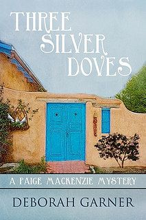 Three Silver Doves by Deborah Garner * review and giveaway*