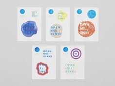 World Design Capital Helsinki 2012 / Kokoro & Moi | Design Graphique