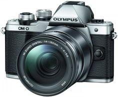 Olympus OM-D E-M10 Mark II Kit 14-150 mm II argent au meilleur prix sur idealo.fr