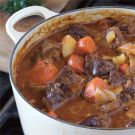 Try the Hearty Beef Stew Recipe on williams-sonoma.com/
