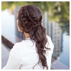 A hairstyle for this beauty for her mission photos! She was the winner of the sister missionary giveaway that some fabulous people and I put together in the summer. ☀️ I sure wish I served a mission before marriage! I love the gospel and sharing it with people who are interested in learning more about it. I joined the LDS church when I was 19 back in 2005. If it weren't for the humble yet very knowledgeable missionaries who taught me the basics and foundation of this gospel along with…