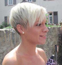 Peinados increíbles Pixie Cut que te encantará