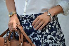 Ciclón bracelet and Victim of my Closet <3