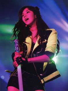 GG Seohyun unnie @The boys#Bad girls#TOP LIVE