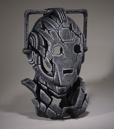 Doctor Who Cyberman Bust