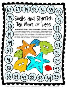 End of Year Math Games First Grade by Games 4 Learning - This collection of end of year games contains 14 printable games that review a variety of first grade skills. These games are ideal as end of year games. $