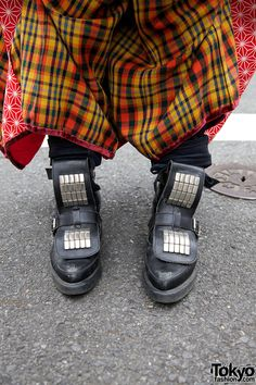 Yohji Yamamoto Shoes. Posted on April 27, 2011 - Tokyo Fashion !!!!!