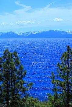 Lake Tahoe, South Lake Tahoe, California