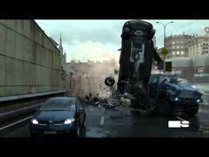 A Good Day To Die Hard - SSVFX Taxi Flip Demo VFX Breakdown