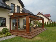 Ogród zimowy - Polkowice - Galeria zdjęć - Ogrody zimowe - ogrody zimowe cennik - ogrody zimowe drewniane - Stolteam