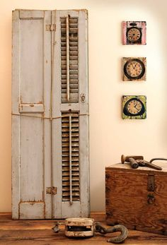 Reclaimed Wood Home Decor