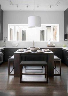 Hilltop Modern - contemporary - kitchen - denver - Nest Architectural Design, Inc.